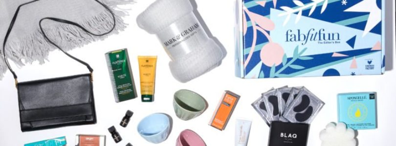 FabFitFun Coupon – Save 40% Off Winter Editor's Box!