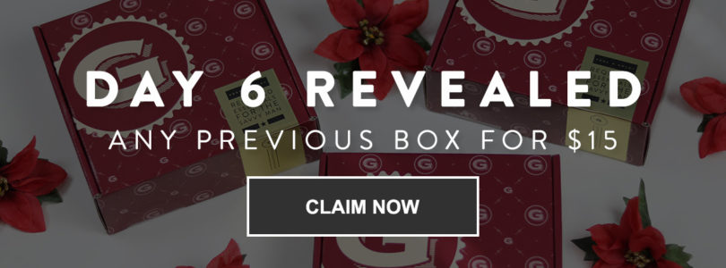 Gentleman's Box Coupon – Previous Boxes Only $15!