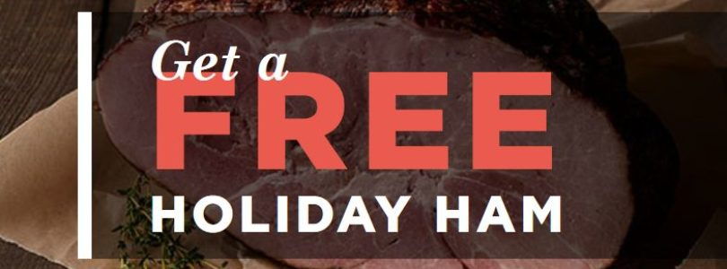Butcher Box Coupon – FREE Holiday Ham in First Box!