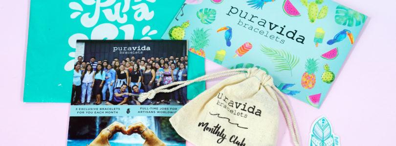 Pura Vida Bracelets Club Review – November 2018