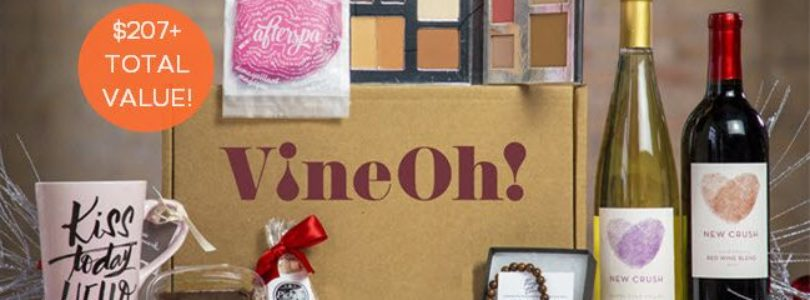 LAST CHANCE! Vine Oh Cyber Monday 2018 Sale – $10 Off + FREE Cozy Throw Blanket Worth $60!