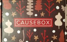 Causebox Winter 2018 Review + Coupon