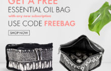 Bombay & Cedar Coupon – Free Essential Oil Bag w/Subscription