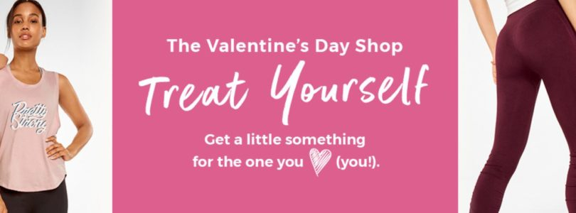 Fabletics February 2019 Valentine's Day Collection Available + 2 For $24 Leggings!