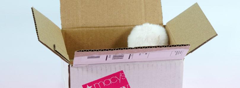 Macy's Beauty Box Review – January 2019