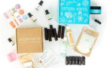 Simply Earth Coupon – FREE Big Bonus Box + FREE $40 Gift Card!