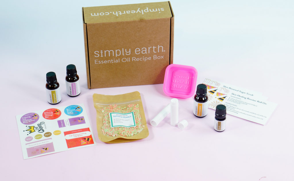 Simply Earth Review + FREE $20 Gift Card Coupon! - January 2019