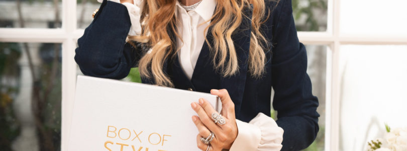 Rachel Zoe Box Of Style Spring 2019 Full Spoilers + Coupon + FREE Amazon Echo Look!
