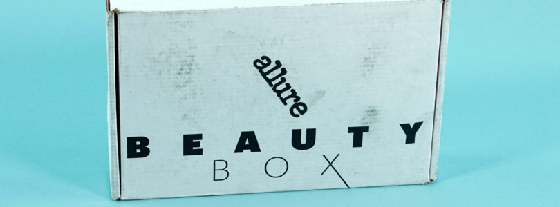 Allure Beauty Box Review + Coupon – January 2019