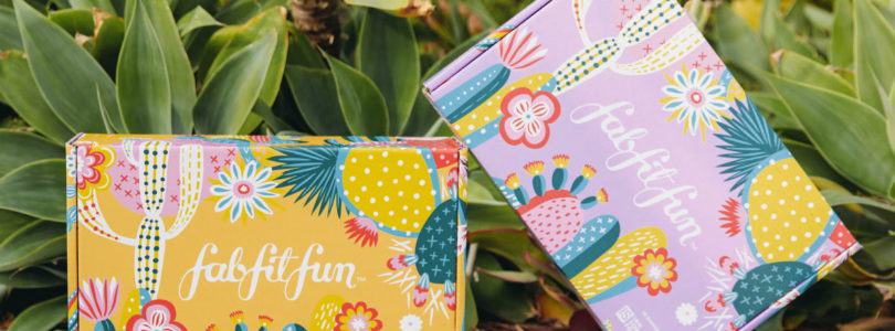 FabFitFun Spring 2019 Box Full Spoilers + Coupon