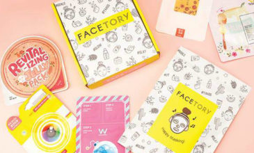 Facetory Coupon – Free Mask with First Box!