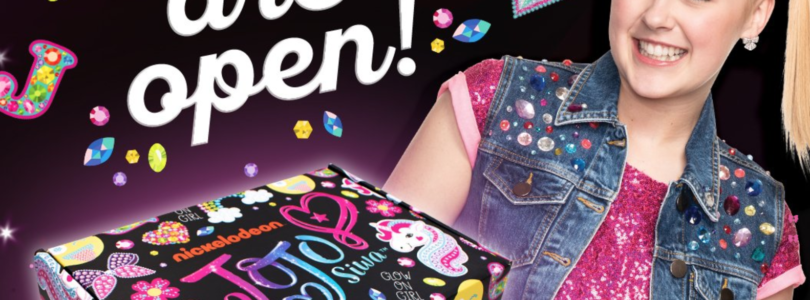 The Jojo Siwa Spring 2019 Box Available Now!