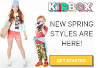 Kidbox Coupon – New Spring Styles + Save 10% Off Your First Box!