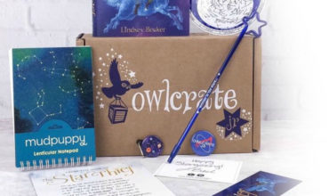 Owl Crate Jr March 2019 Spoilers Theme Reveal + Coupon