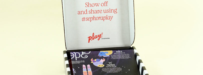 Play by Sephora Review – January 2019