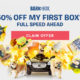 Barkbox Coupon – Save 50% Off Your First Box!