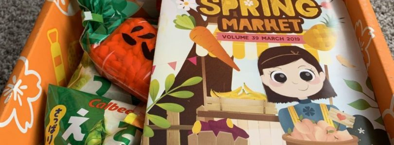 TokyoTreat Classic Box Review + Coupon – March 2019
