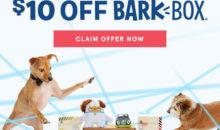 BarkBox Flash Sale – Get $10 Off Your First Box!