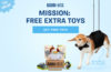 BarkBox Coupon – FREE Bonus Toy Every Month with 6 Month Subscription!