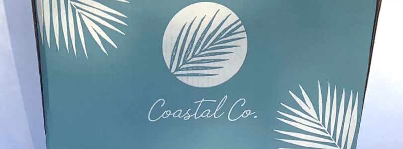 Coastal Co. Spring 2019 Box Review + Coupon!