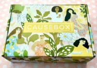 Causebox Spring 2019 Review + Coupon