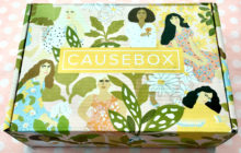 Causebox Spring 2019 Review + Coupon