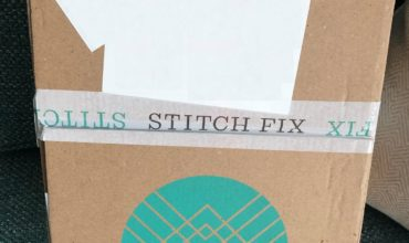 Stitch Fix Review – Activewear – March 2019