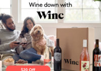 Winc Coupon – Save $20 Off Your First Box!
