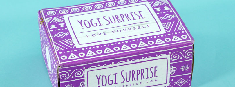 Yogi Surprise Lifestyle Box Review + Coupon – March 2019