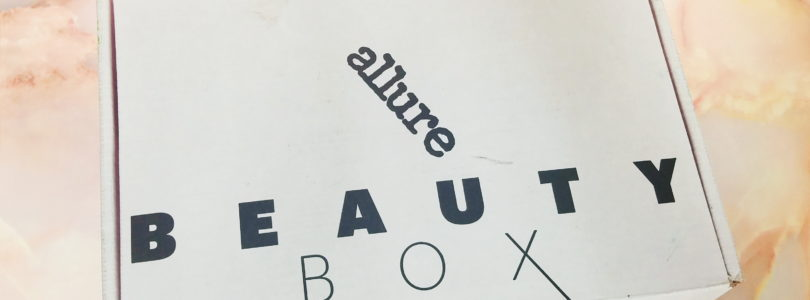 Allure Beauty Box Review + Coupon – March 2019