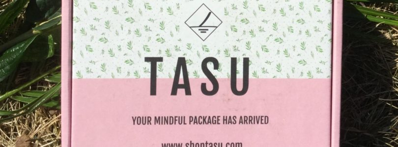 Tasu Box Review + Coupon – March 2019