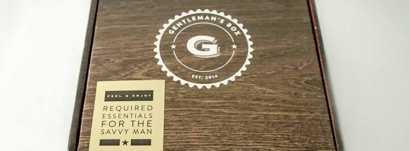 Gentleman's Box Review + Coupon – April 2019