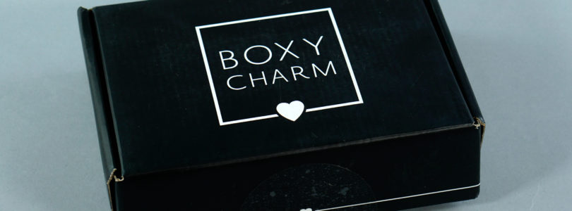 BoxyCharm Review – April 2019