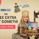 BarkBox Coupon – FREE Extra Toys Every Month!