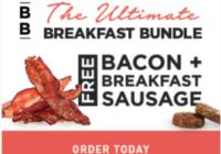 Butcher Box Coupon – FREE Breakfast Bundle!