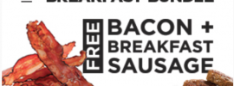 Butcher Box Coupon – FREE Breakfast Bundle!
