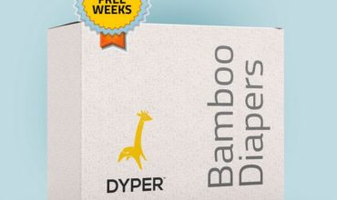 Dyper Coupon – Get 2 Weeks Of Diapers FREE!