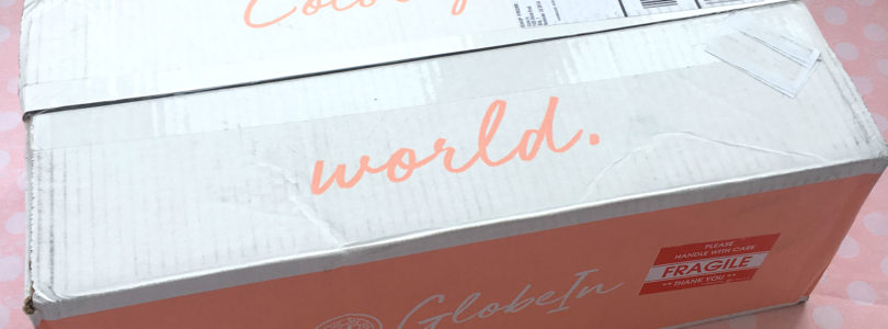 GlobeIn Tasting Box Review + Coupon