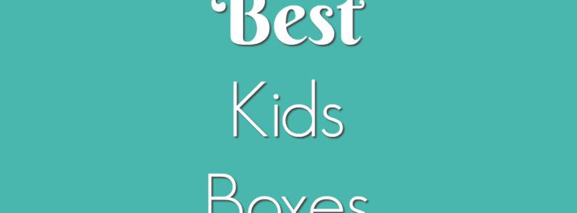 Best Kids Subscription Boxes