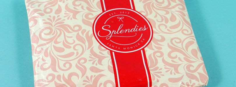 Splendies Panties Subscription Review + Coupon – April 2019