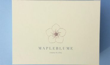 Mapleblume Review – May 2019