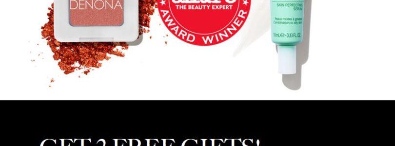 Allure Beauty Box Coupon – Get $5 Off Your First Box + FREE Natasha Denona + Caudalie!