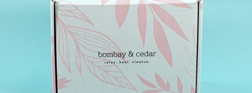 "Bombay & Cedar Review ""Green"" Box + Coupon – April 2019"