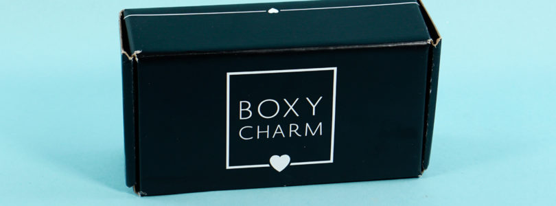 BoxyCharm Review – May 2019
