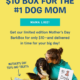 BarkBox Coupon – First Box Just $10!