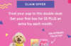 BarkBox Coupon – Get Your First Box For $5 + FREE Extra Toys!