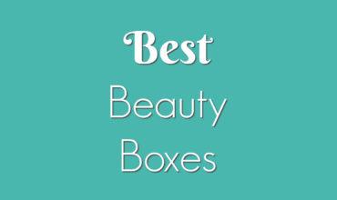Best Beauty Subscription Boxes