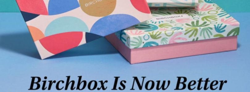 Birchbox Coupon – $10 Per Box Pricing with Annual Subscription!