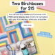 Birchbox coupon