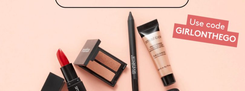 Birchbox Coupon – FREE Smashbox Girl On The Go Makeup Set!